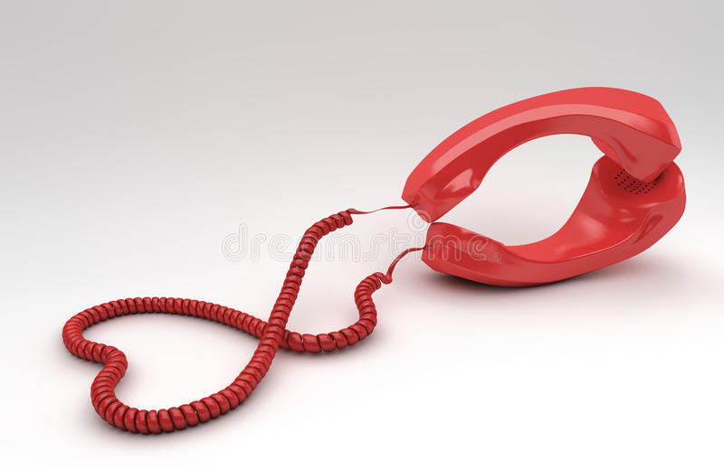 Download Long distance relationship stock illustration. Image of communication - 17509648