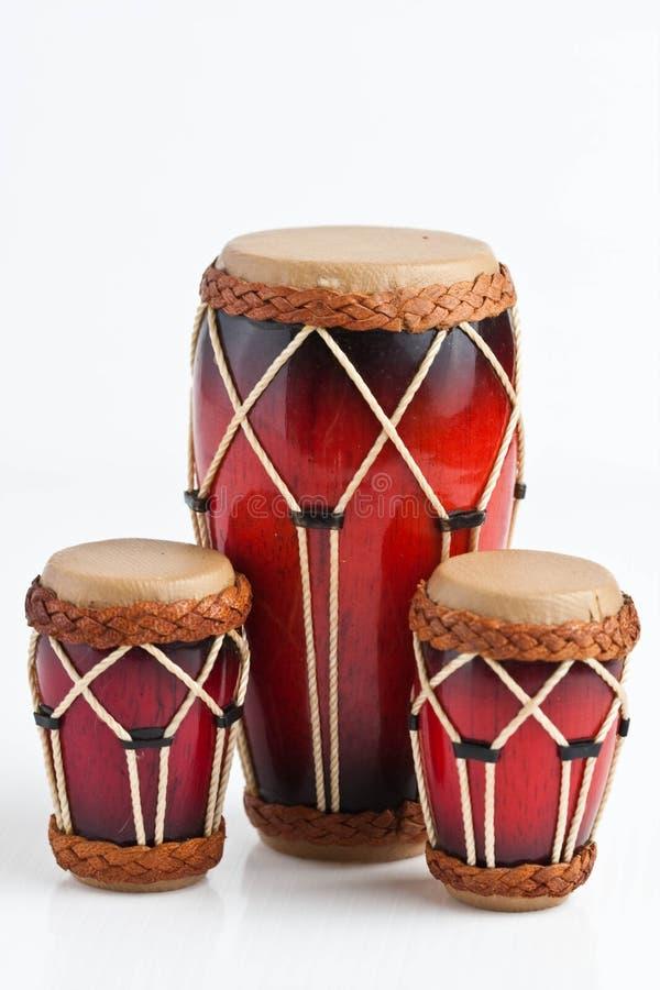 Long drum stock image