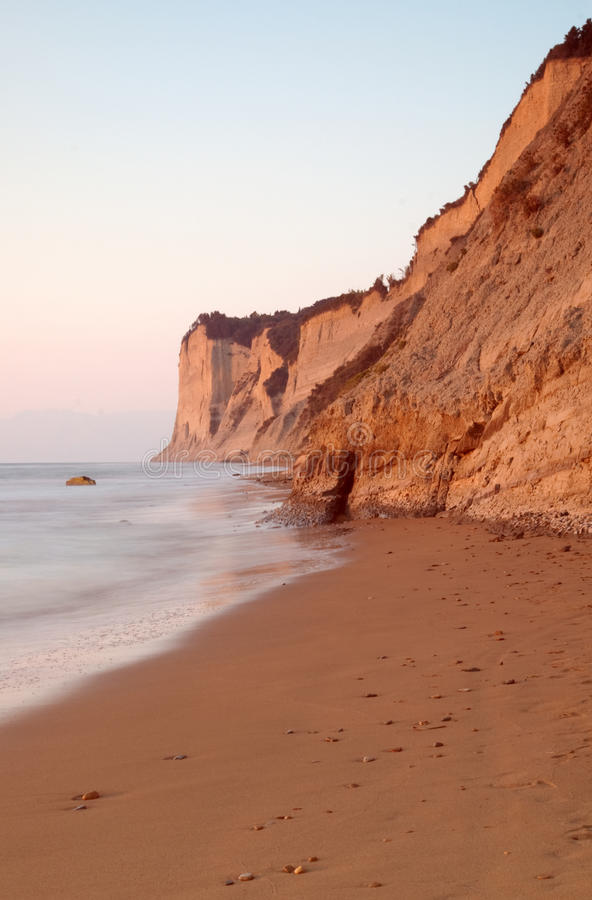 Download Long exposure sea stock photo. Image of exposure, person - 14169276