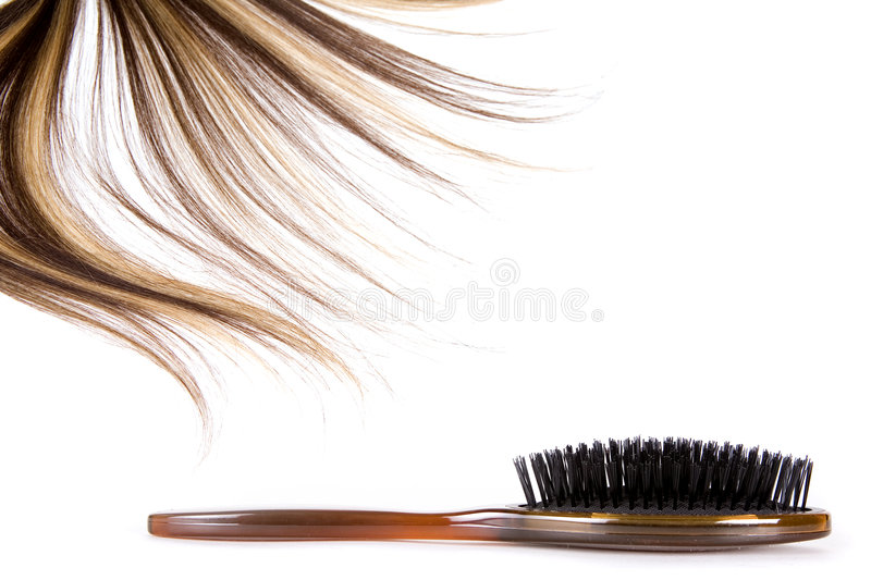 Long hair stock photography