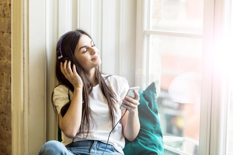 Listen to the Music stock image