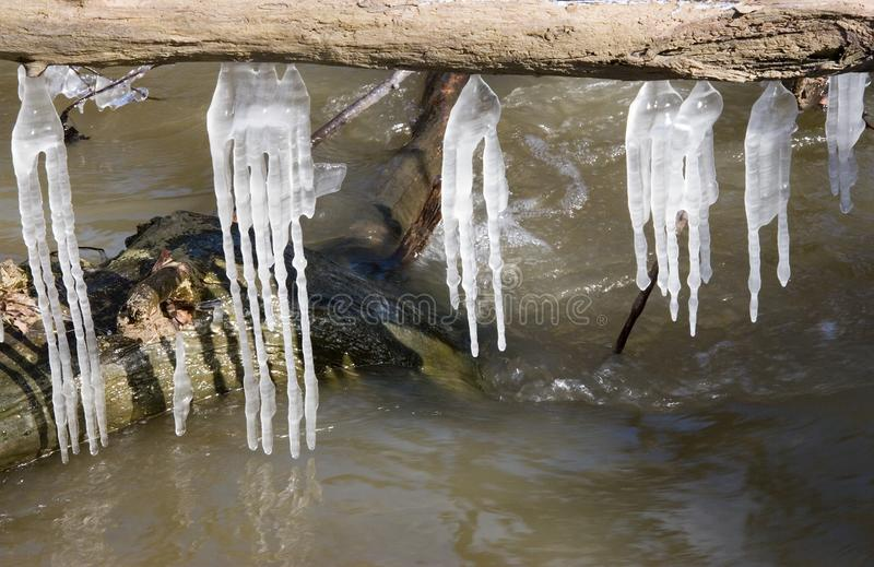 Long icicles