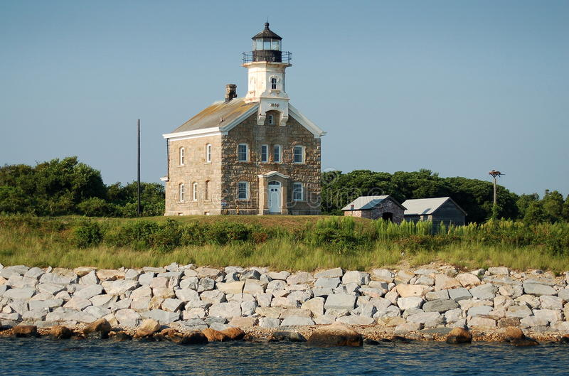 Download Long Island, NY: Plum Island Lighthouse Stock Image - Image: 10559813