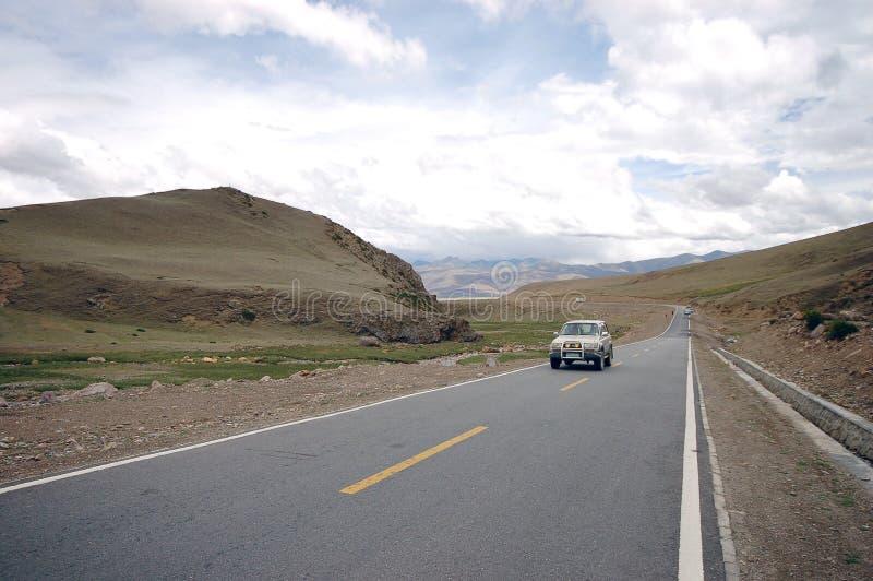 Download Long Journey stock image. Image of field, ahead, asphalt - 8187593