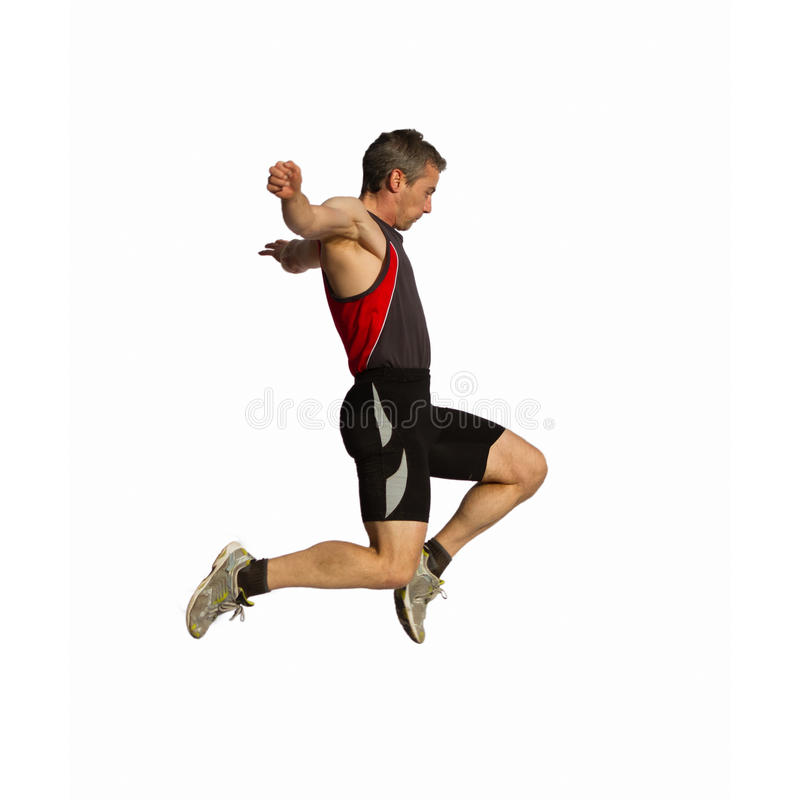 Download Long Jump Stock Image - Image: 21976201