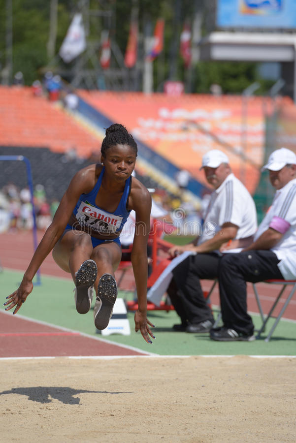 Download Long jump editorial photo. Image of brasil, athletic - 32321316