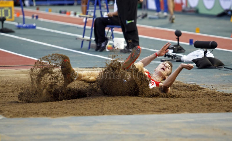 Download Long Jump Russia Editorial Photo - Image: 15241306