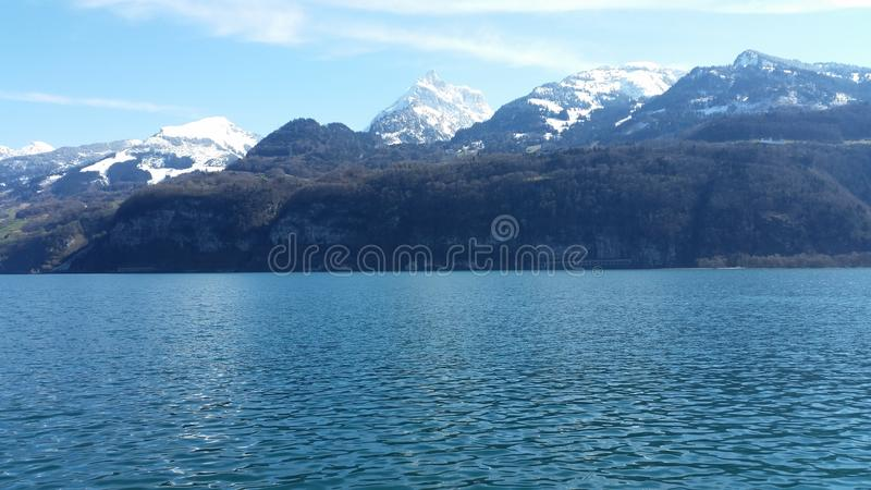 Long lac photographie stock