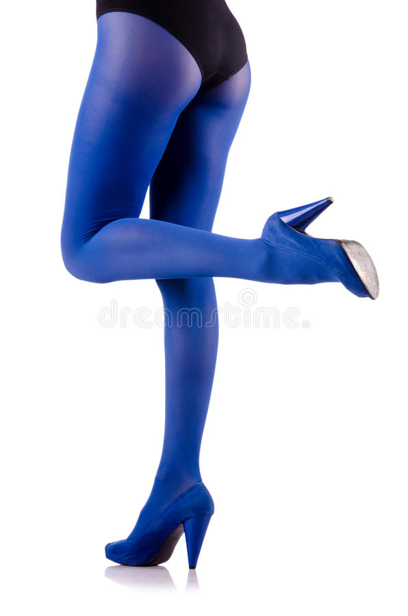 Download Long legs and stockings stock photo. Image of long, pantyhose - 28695176
