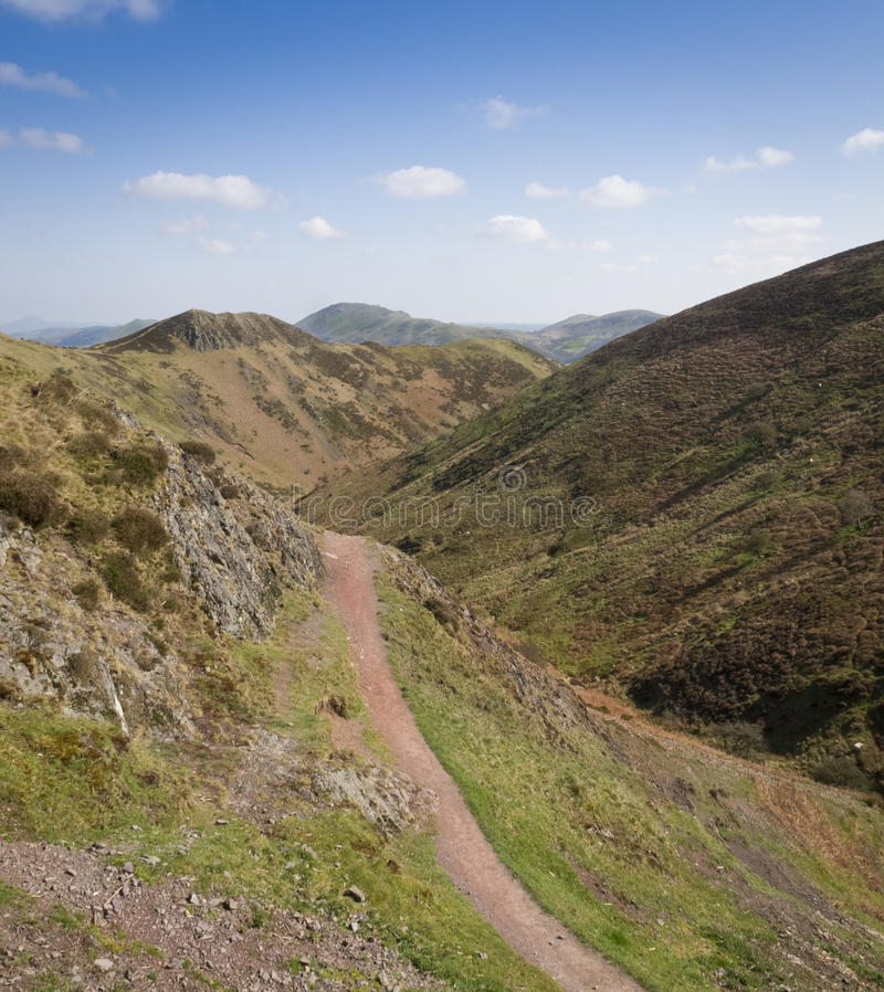 Download The Long Mynd Shropshire stock image. Image of fair, mountains - 27037227
