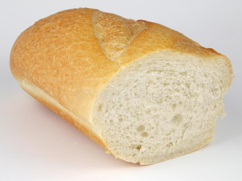 Long pain de pain image libre de droits