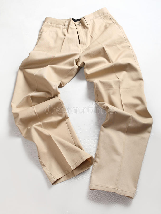 Long Pants Royalty Free Stock Images