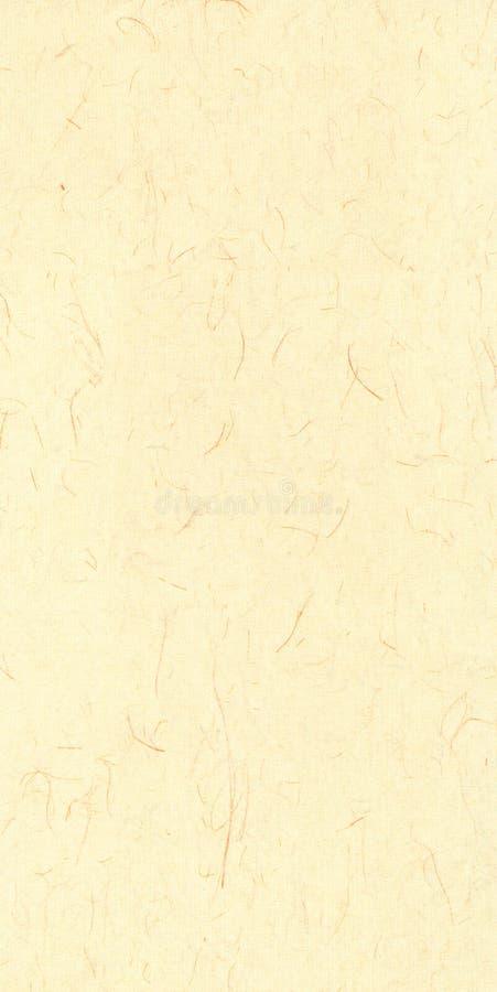 Long papier fabriqué à la main image libre de droits