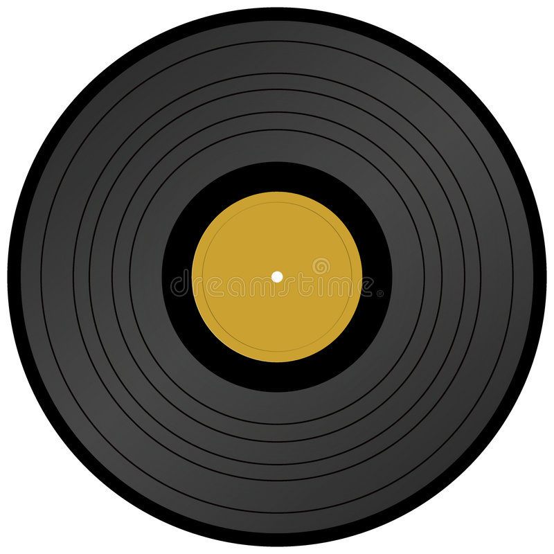 Free Long Play Vinyl Record Royalty Free Stock Image - 322576