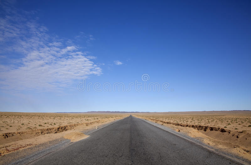 Download Long road ahead stock image. Image of straight, ahead - 13801465