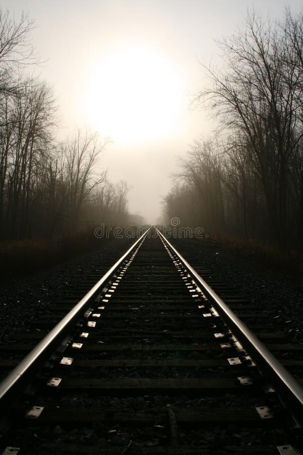 Long Road Ahead - Portrait stock photography
