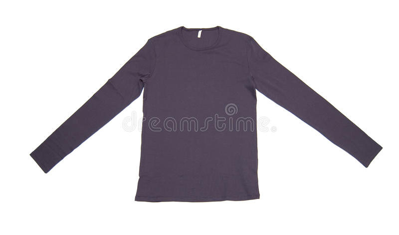 Download Long sleeve shirt stock photo. Image of object, full - 15222192