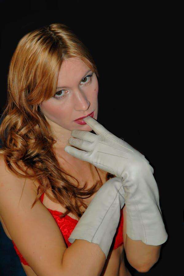 Free Long Sleeved Gloves1 Stock Image - 491261