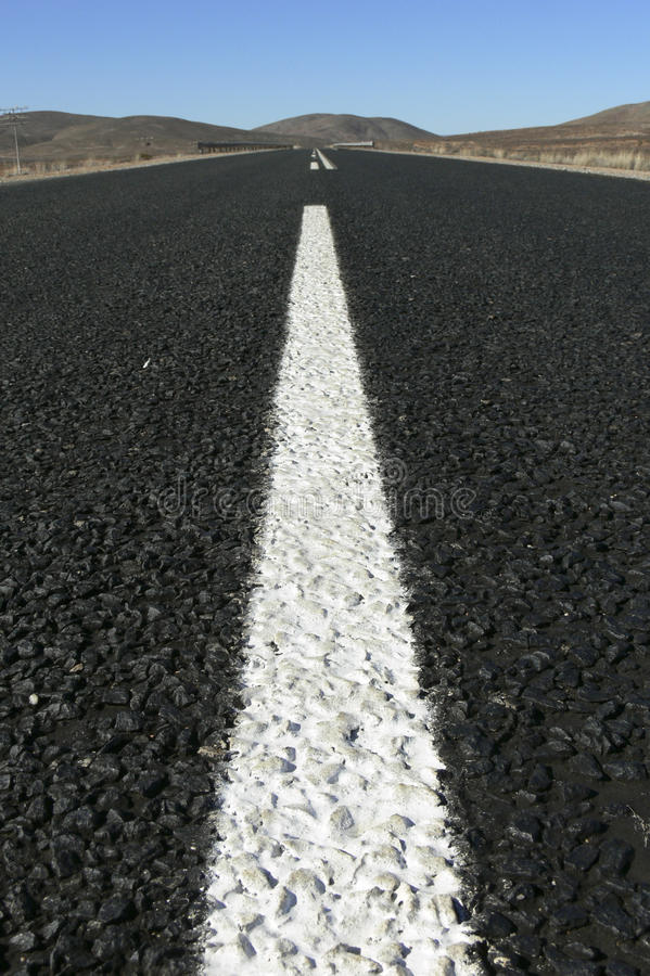Download Long straight road stock photo. Image of long, black - 12969890