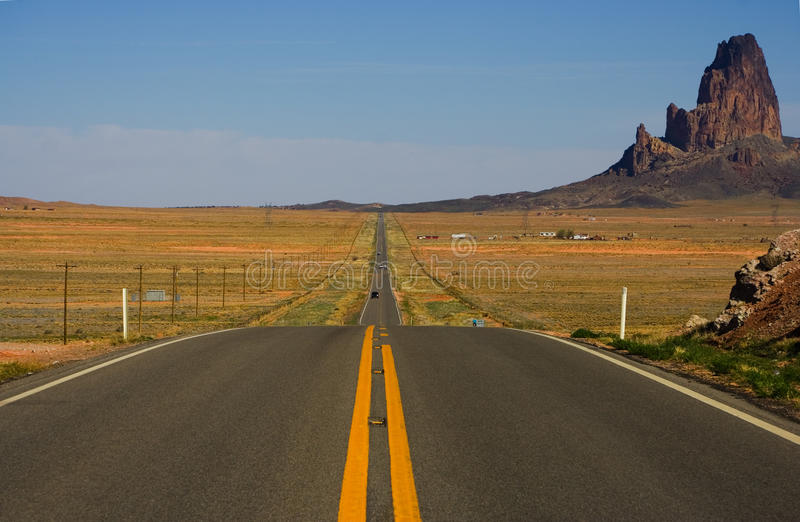 Download Long Straight Road Royalty Free Stock Photography - Image: 17092207