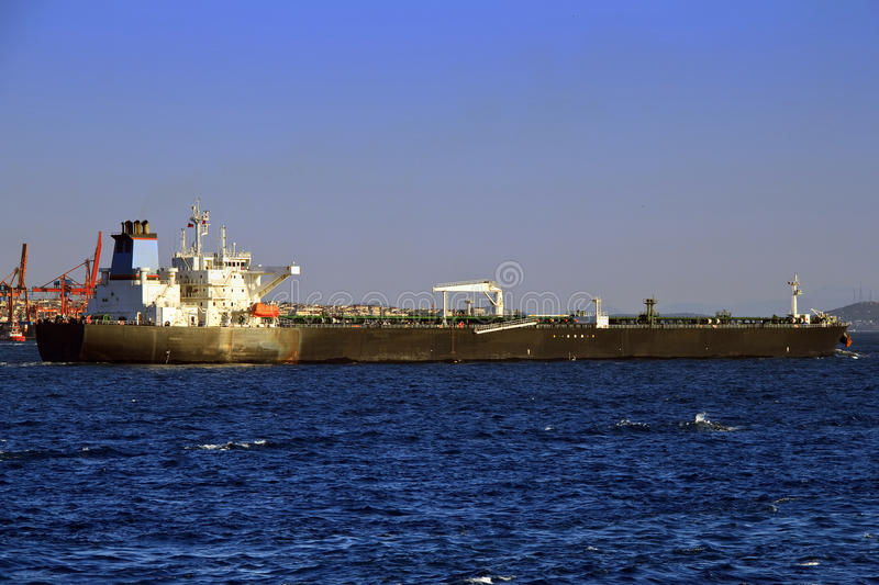 Download Long Tanker Ship Stock Photography - Image: 16040072