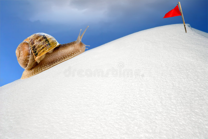 Download Long way to success stock image. Image of going, growing - 2893991