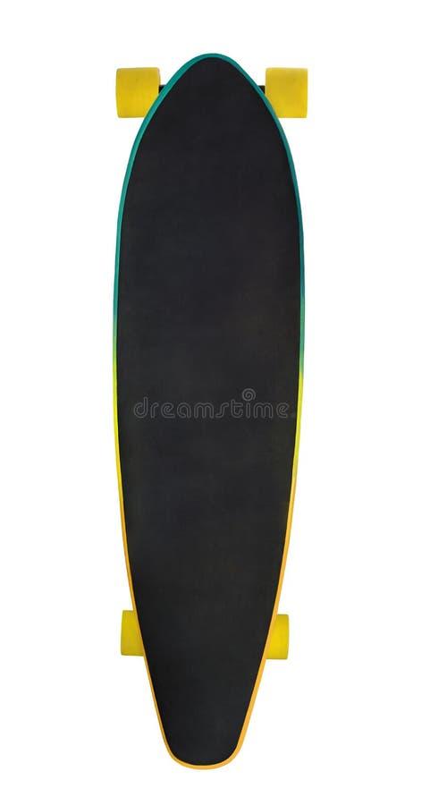 Longboard foto de stock royalty free
