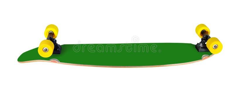 Longboard & x28; skateboard& x29; fotos de stock royalty free