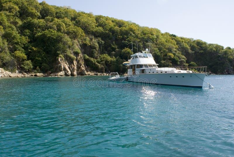 longboat стоковое изображение