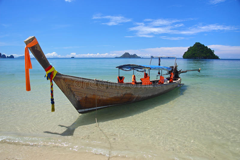 Download Longboat Stock Images - Image: 9600654