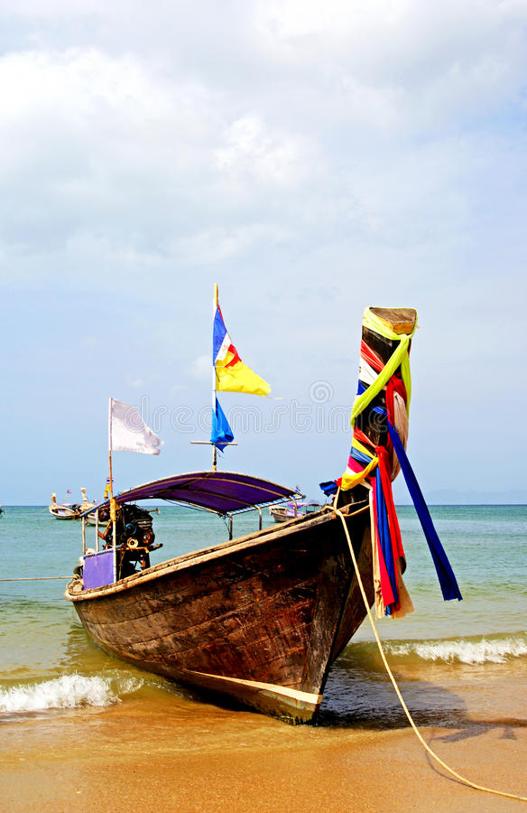 Download Longboat At Your Service stock image. Image of longboat - 13641445