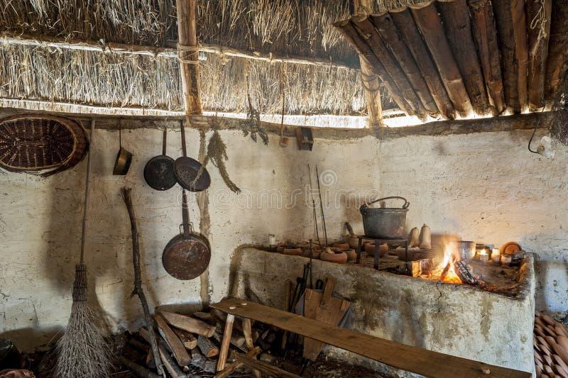 Longhouse стоковая фотография