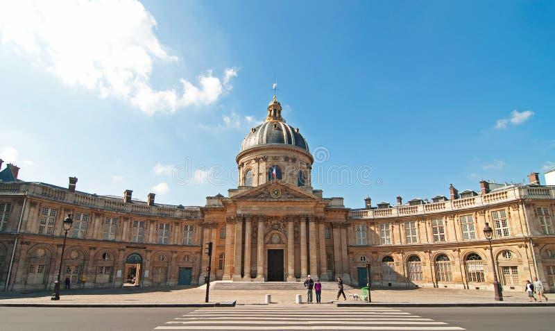 Longitudes del DES de la oficina, París, Francia imagen de archivo libre de regalías