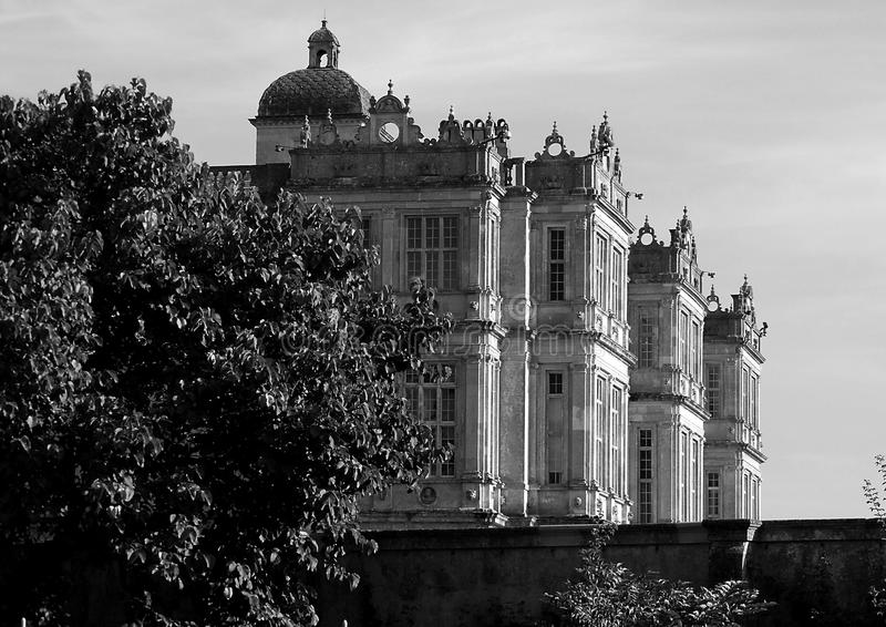 Longleat manor house royalty free stock photos
