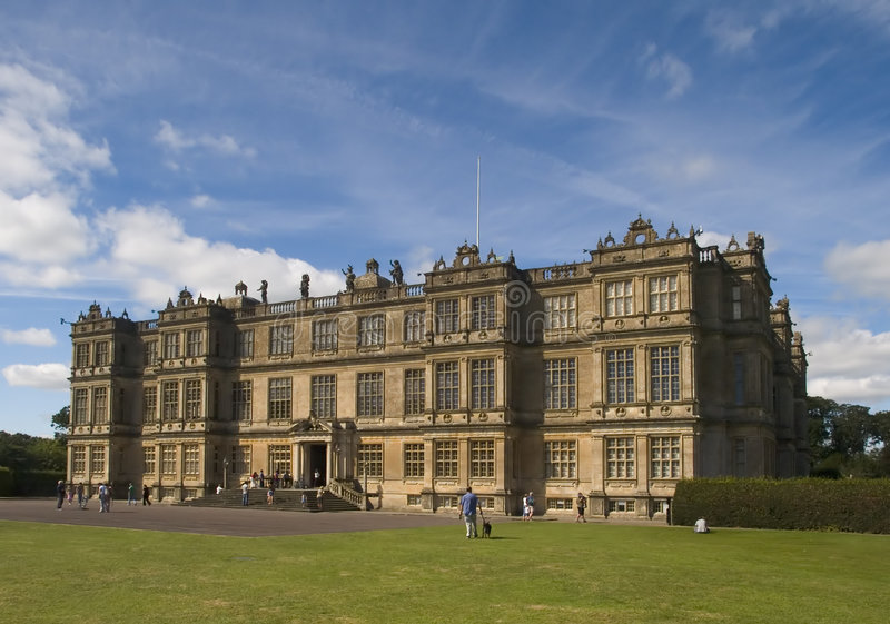 Download Longleat House stock image. Image of royal, visitor, attraction - 233589