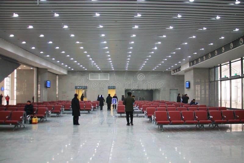 Longmen hoog station, Luoyang royalty-vrije stock foto's