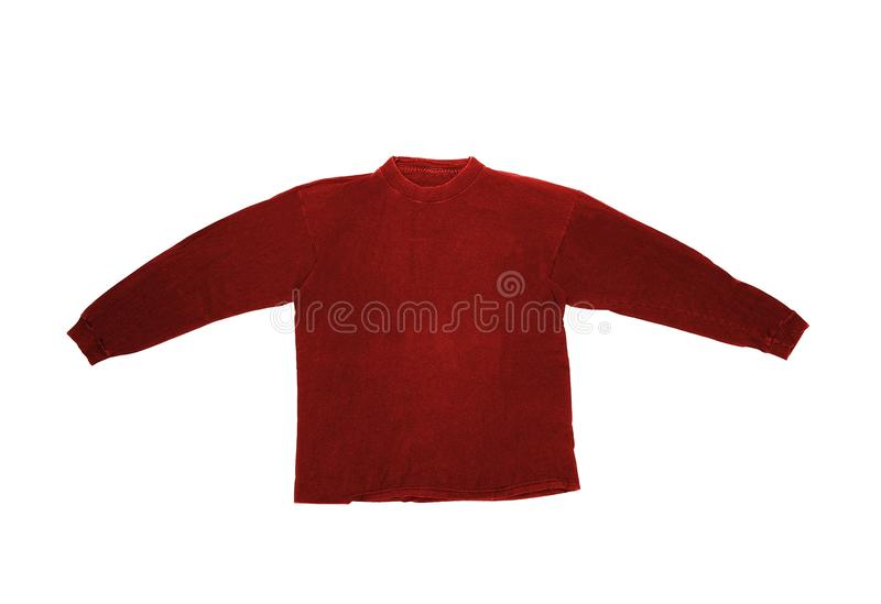 Download Longsleeve stock image. Image of clothing, apparel, simple - 11889949