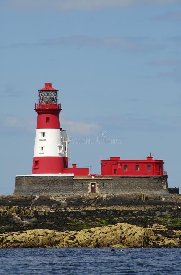 Free Longstone Lighthouse Royalty Free Stock Image - 2939166