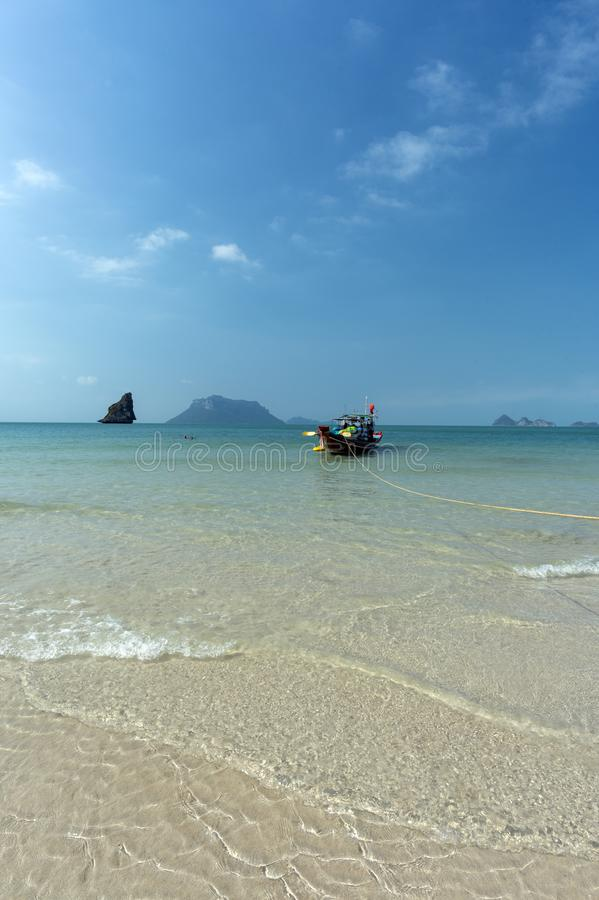 Mu Ko Ang Thong Marine National Park in Thailand royalty free stock photography