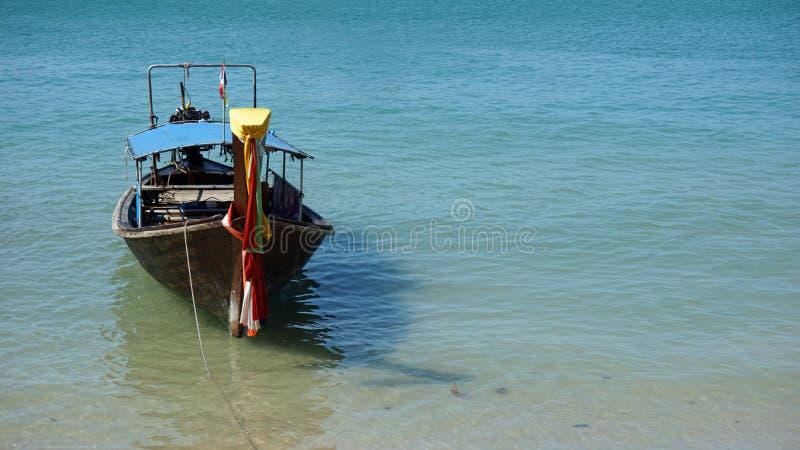 Longtailboat 库存图片