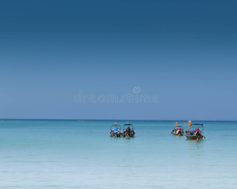 Download Longtails fotografia stock. Immagine di thailand, marea - 55362308