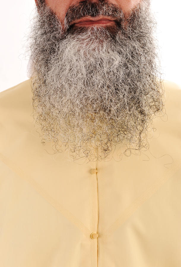 Longue Barbe, Cheveu Facial Images libres de droits
