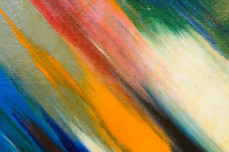 Longues calomnies d'aquarelle illustration libre de droits