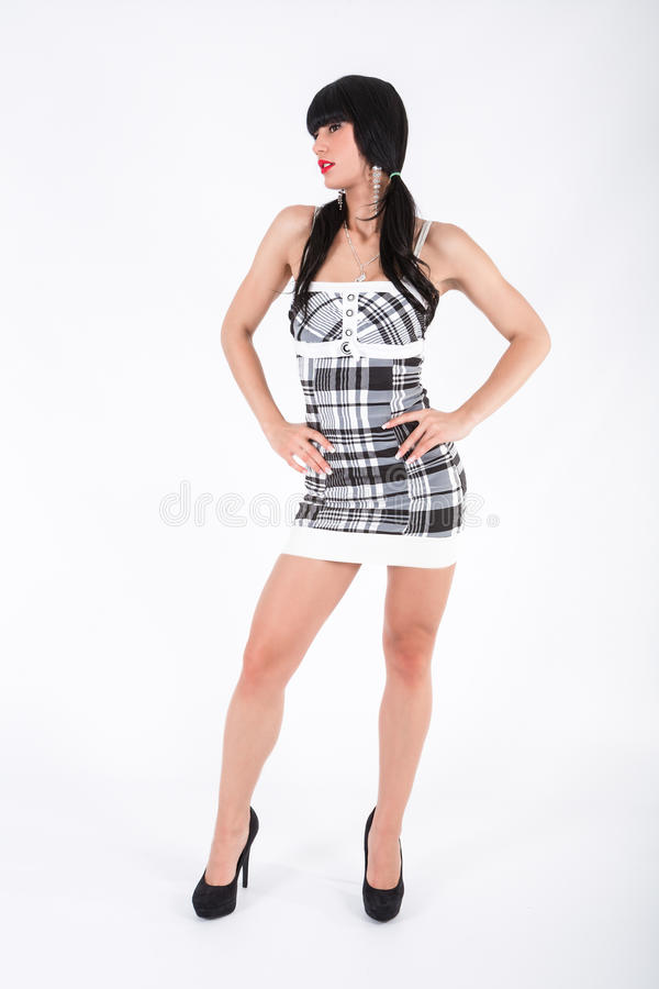 Longues jambes photos stock