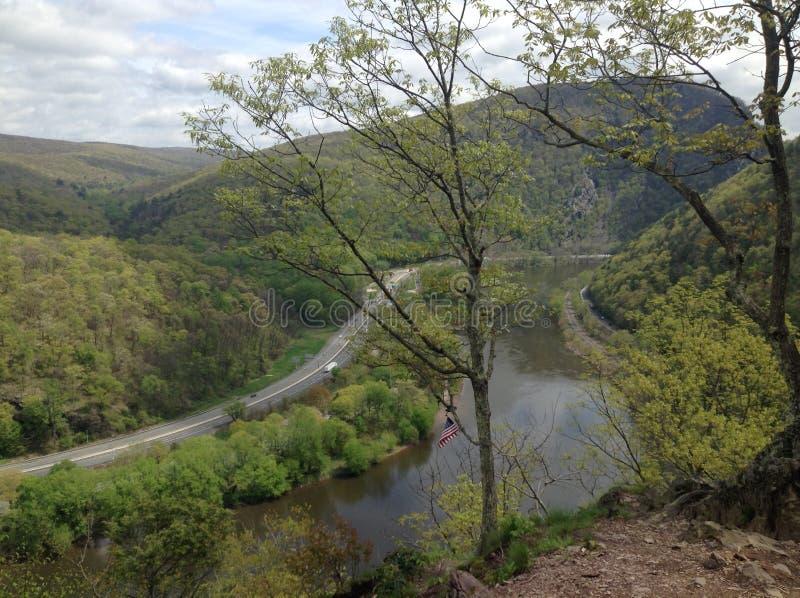 Longues routes photographie stock libre de droits