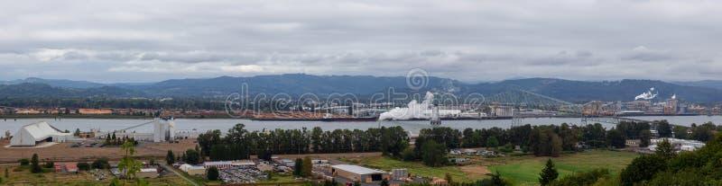 Longview, Washington, Estados Unidos da América foto de stock