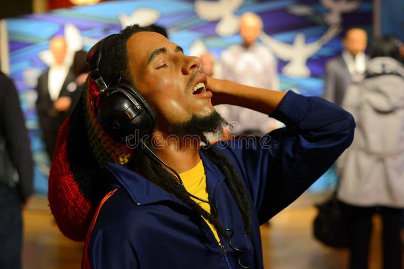 Loodje Marley stock foto