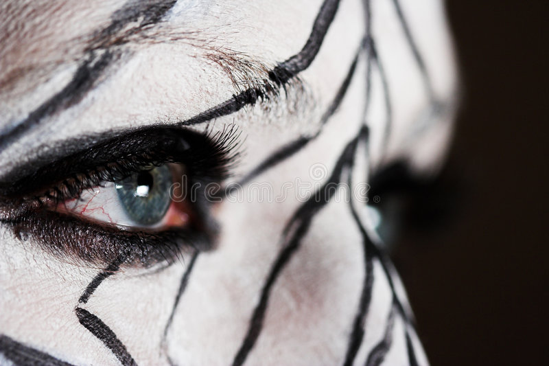 The look stock photography