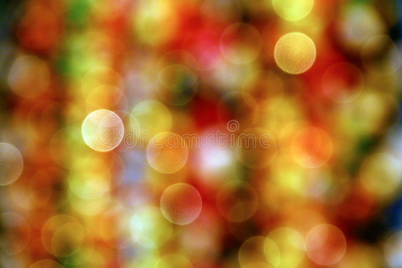 Colorful blur of light royalty free stock photo
