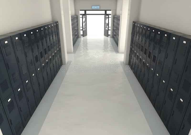 Open School Locker Stock Illustrations 554 Open School Locker Stock Illustrations Vectors Clipart Dreamstime
